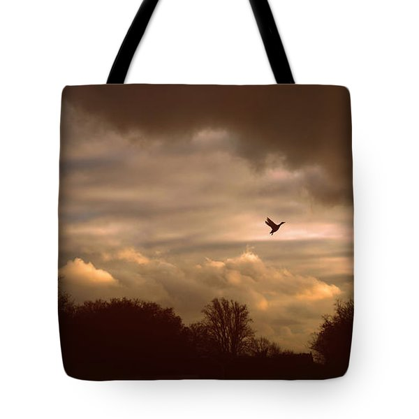 Tote Bag featuring the photograph Hope by Jessica Jenney