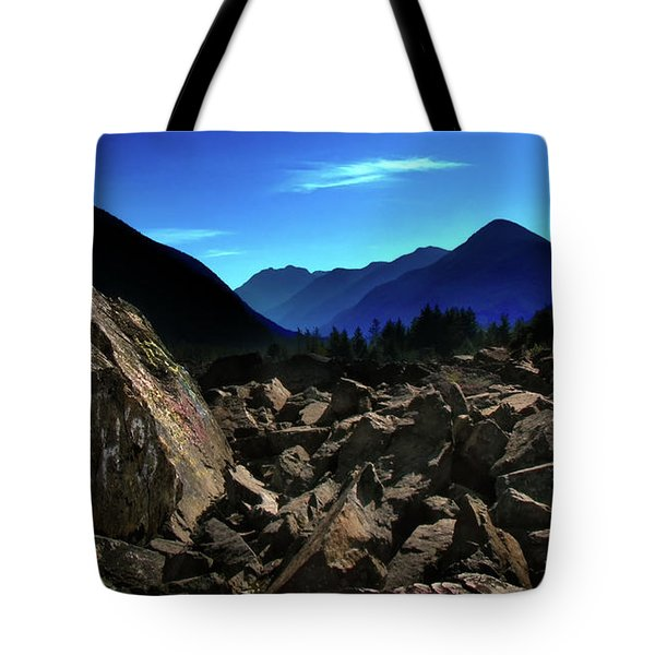 Tote Bag featuring the photograph Hope by John Poon