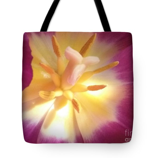 Tote Bag featuring the pyrography Hope by Lori Lovetere