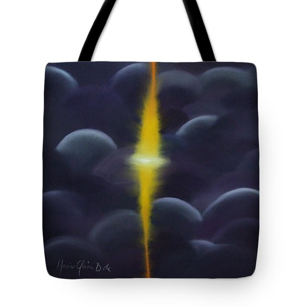 Hope Tote Bag by Marie-Claire Dole
