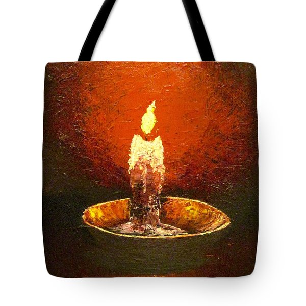 Hope Tote Bag by Megan Walsh