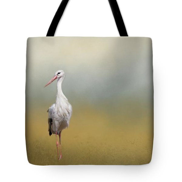 Hope Of Spring Tote Bag