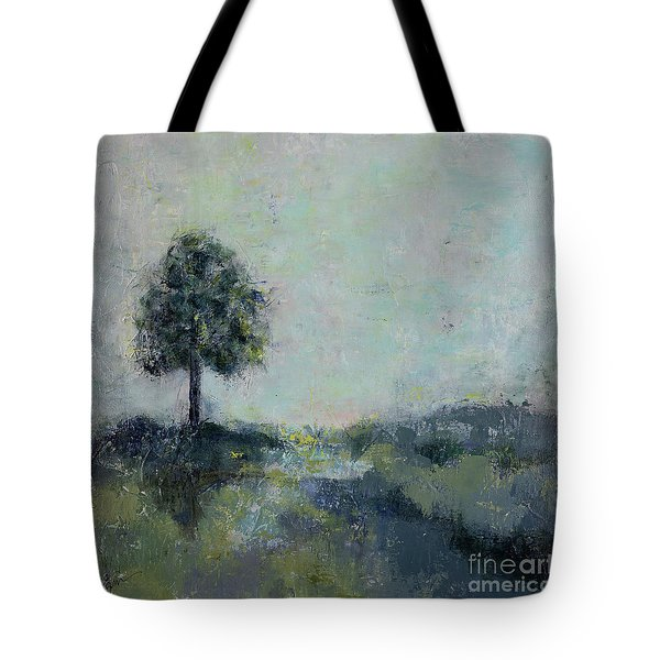 Hope On The Horizo Tote Bag