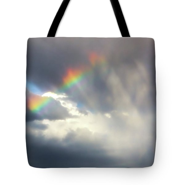 Hope On The Other Side Tote Bag