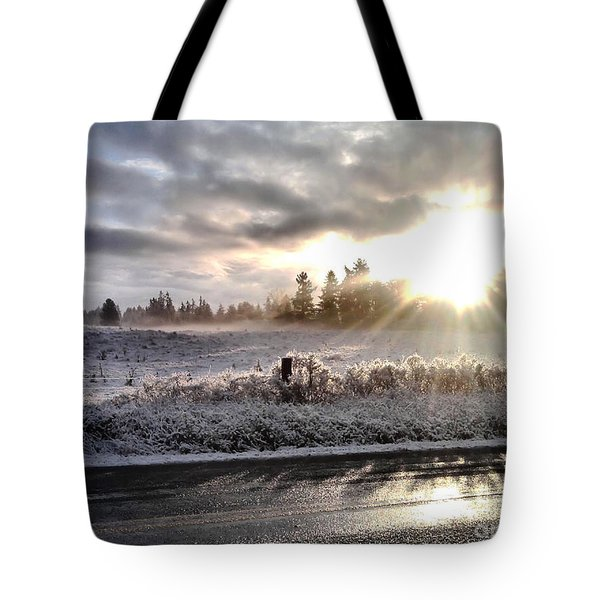 Hope  Tote Bag by Rory Sagner