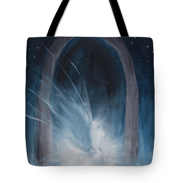 Hope Springs Into Stars Tote Bag