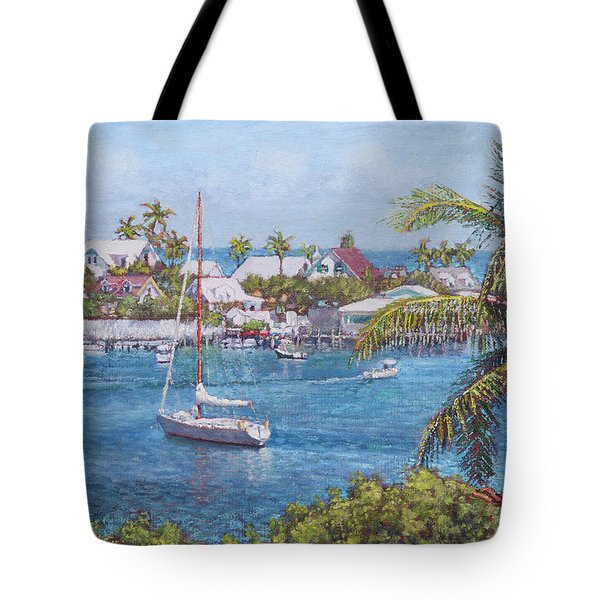 Hope Town Haven Tote Bag