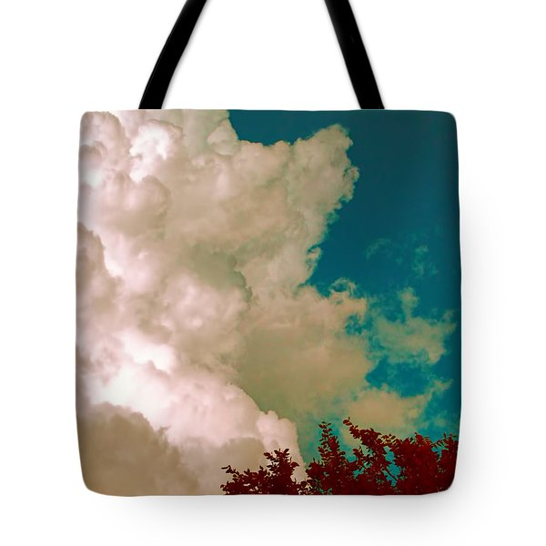 Tote Bag featuring the photograph Hope by Wendy J St Christopher
