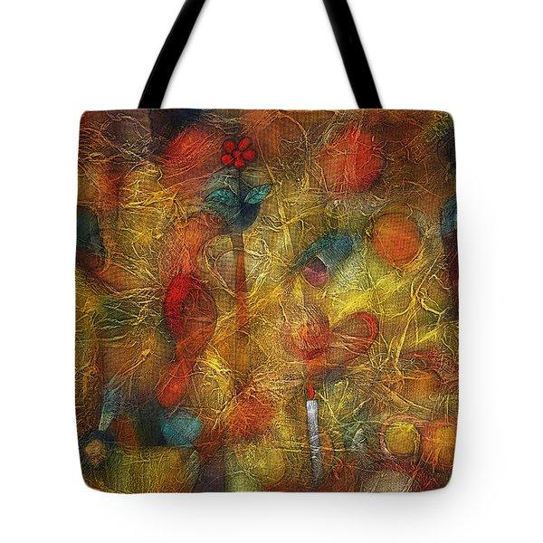 Hopefull  Tote Bag