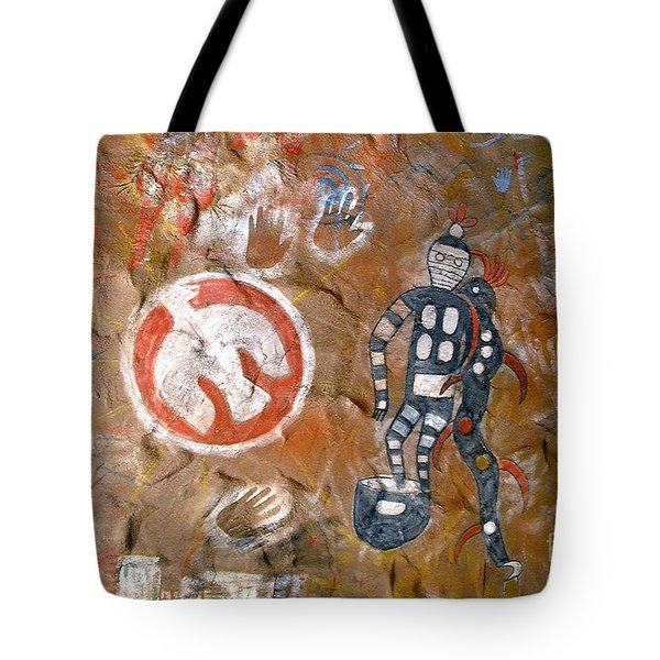 Hopi Dreams Tote Bag by David Lee Thompson
