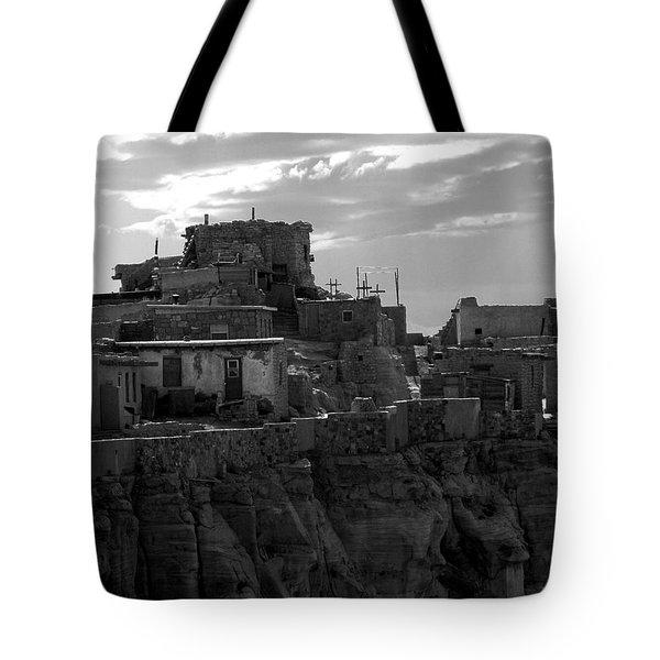 Hopi First Mesa 2 Tote Bag