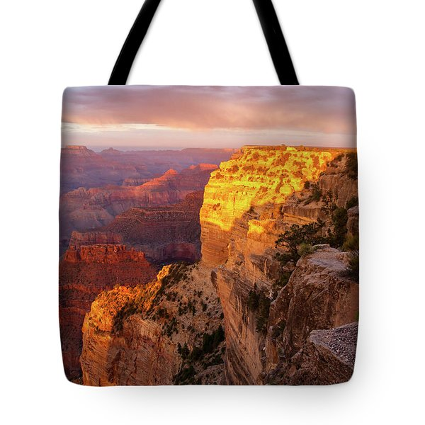 Hopi Point Sunset 2 Tote Bag