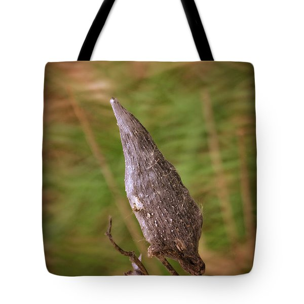 Horicon Marsh - Milkweed Tote Bag