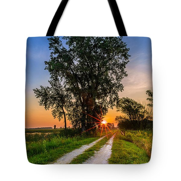 Horicon Trails Tote Bag