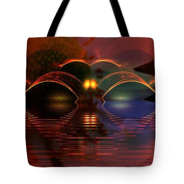 Horizens Tote Bag