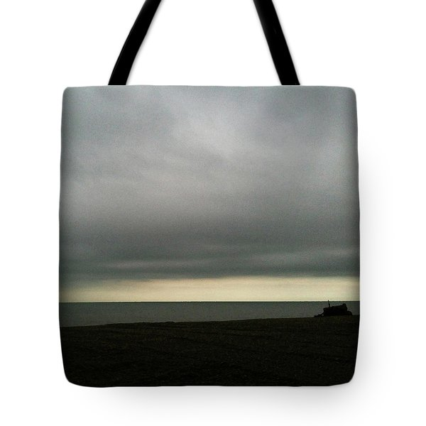 Horizon Light Tote Bag by Anne Kotan