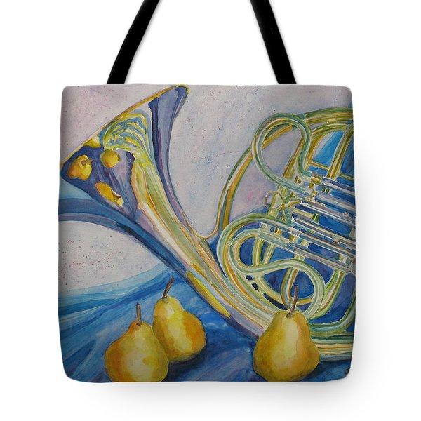 Horn Danjou Tote Bag