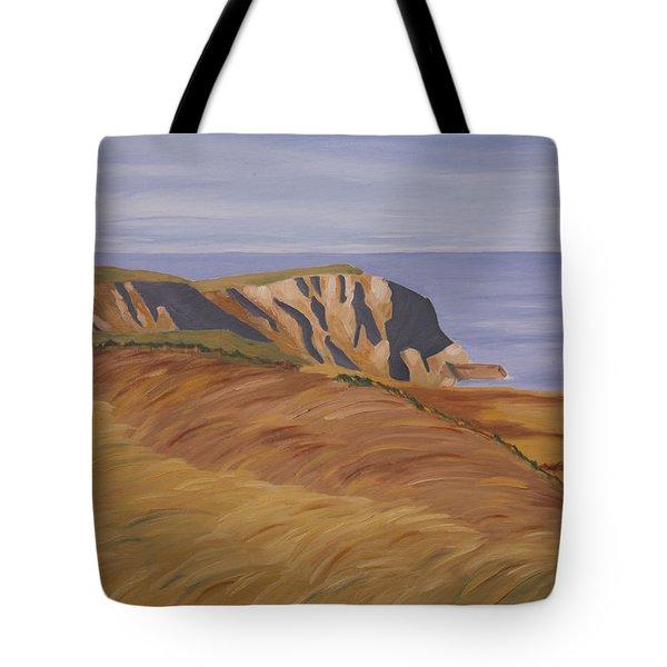 Horn Head Tote Bag