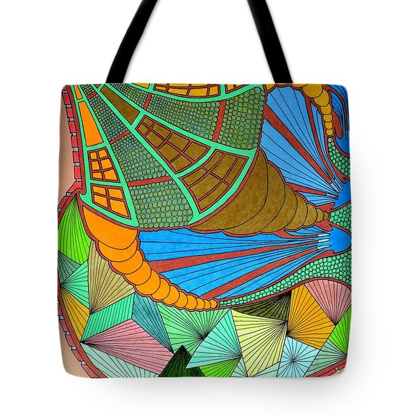 Horn Of What Tote Bag