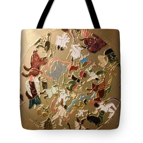 Horoscope Tote Bag