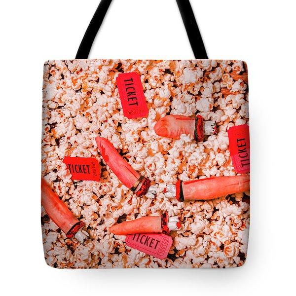 Horror Show Tote Bag