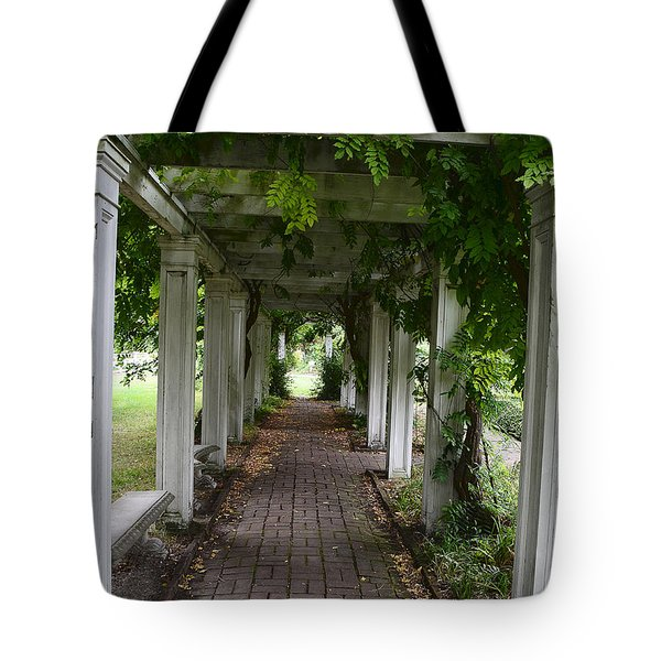 Horror Story Labyrinth Tote Bag
