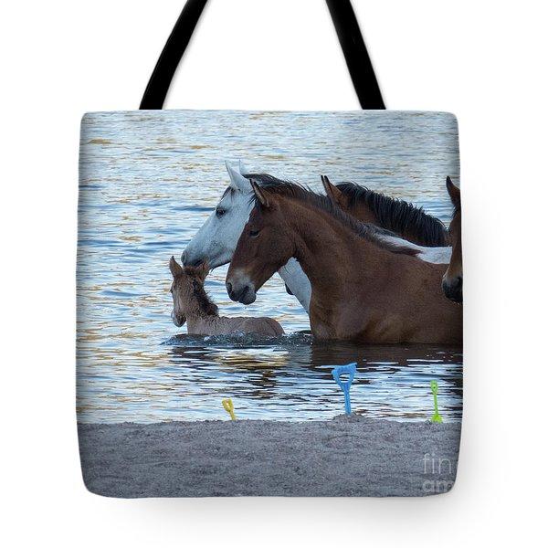Horse 6 Tote Bag