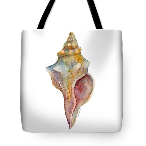 Horse Conch Shell Tote Bag