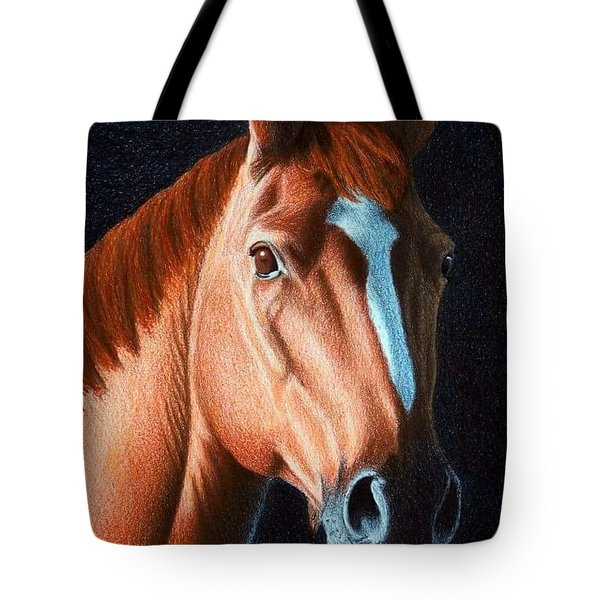 Horse Head 1 Tote Bag