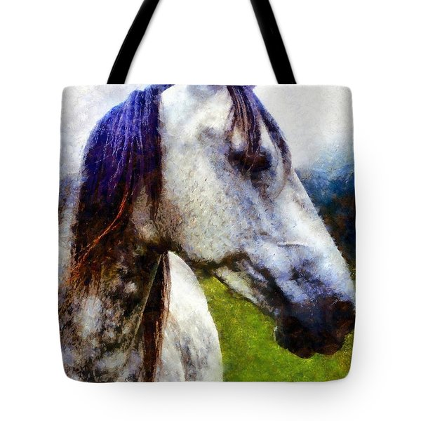Horse I Dream Of You Tote Bag