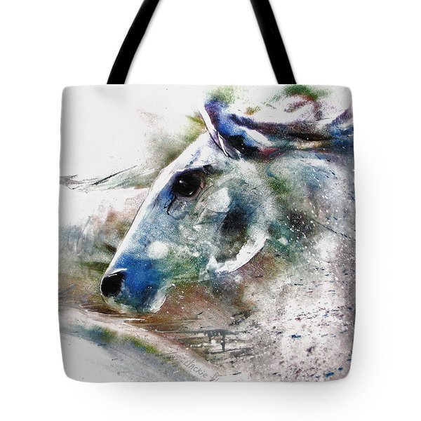Horse Of Color Tote Bag