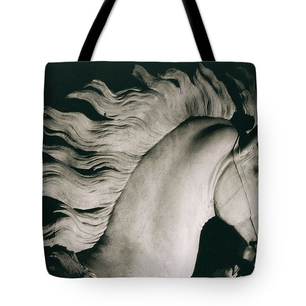 Horse Of Marly Tote Bag by Coustou