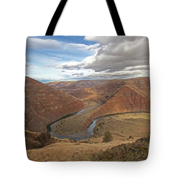 Horse Shoe Bend Tote Bag