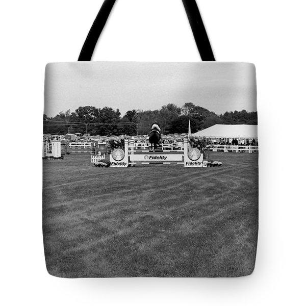 Horse Show  Tote Bag