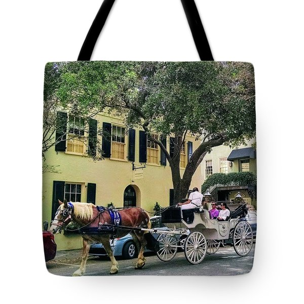 Horse Stories Tote Bag
