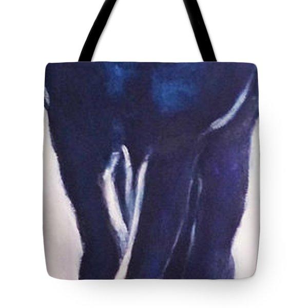 Horse Sz Tote Bag
