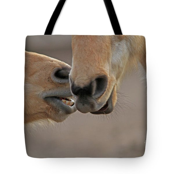 Horse Whisperer  Tote Bag