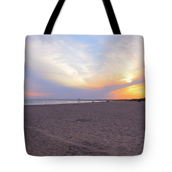 Horseback Beach  Tote Bag
