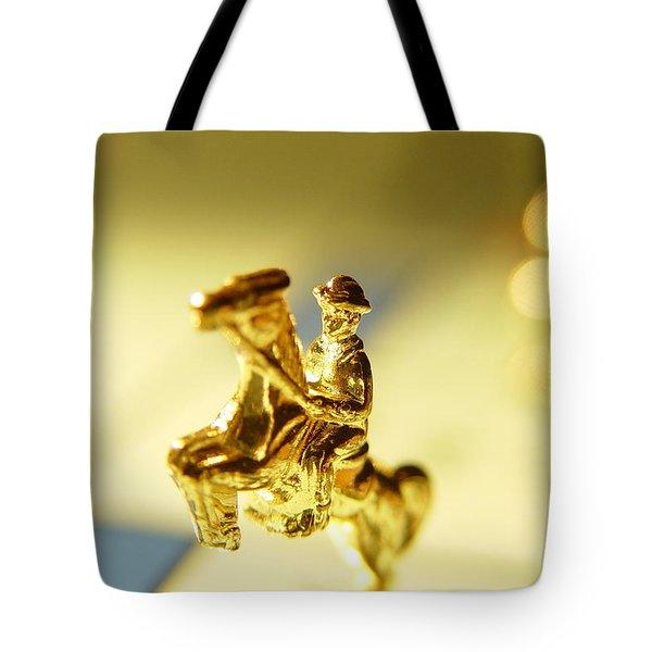 Horsemen Tote Bag