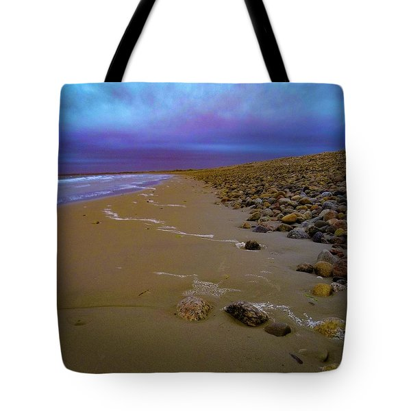 Horseneck Beach Tote Bag