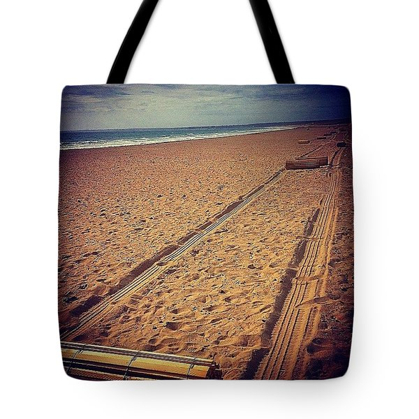 A Summers End  Tote Bag