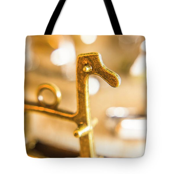 Horses From The Shimmer Tote Bag