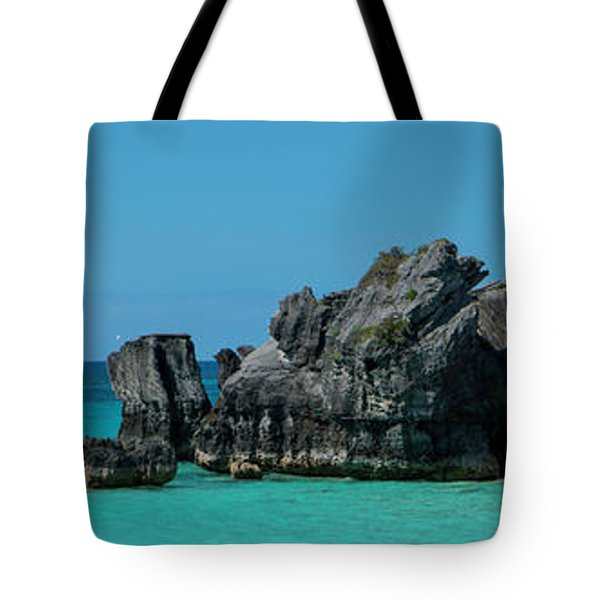 Horseshoe Bay Tote Bag