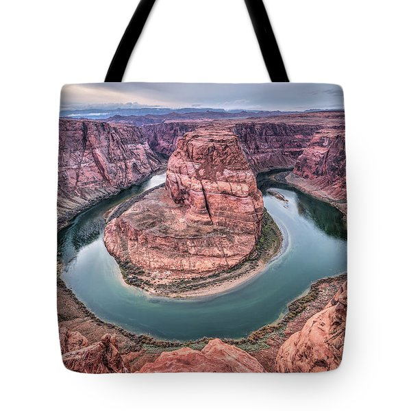 Horseshoe Bend Arizona Tote Bag