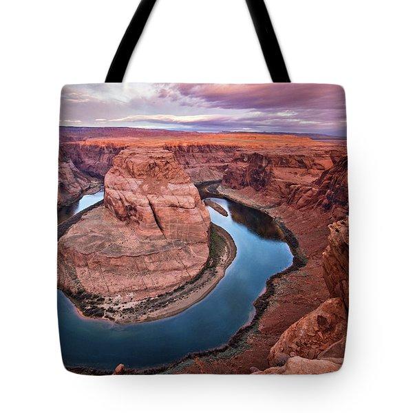 Horseshoe Bend Tote Bag