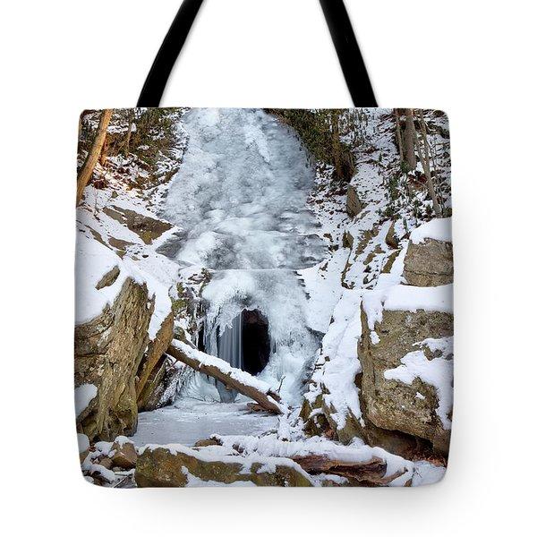 Horseshoe Mine Tote Bag