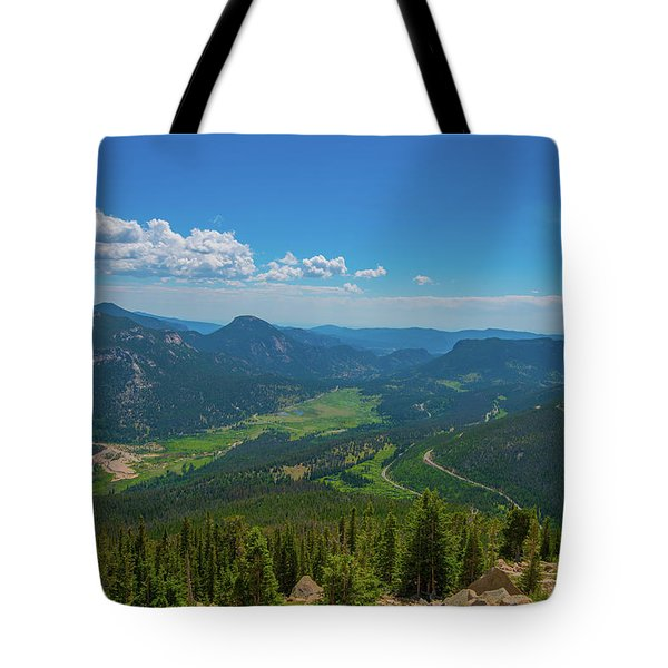 Horseshoe Park From Rainbow Curve 1 Tote Bag