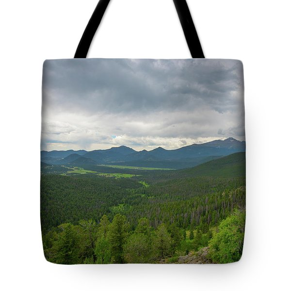 Horseshoe Park From Rainbow Curve 2 Tote Bag