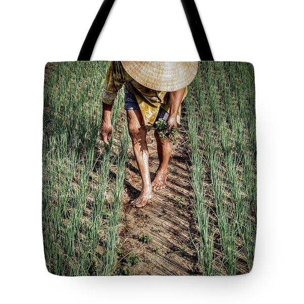 Horticulture Tote Bag