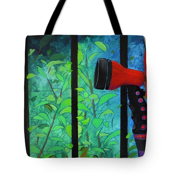 Hosed Tote Bag